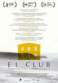 el-club-cartel-pelicula