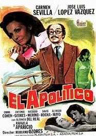 el-apolitico-cartel-pelicula