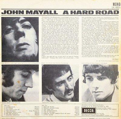john-mayall-a-hard-road-critica