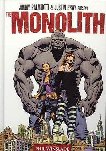 monolith-comic-dc