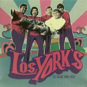 los-yorks-albums