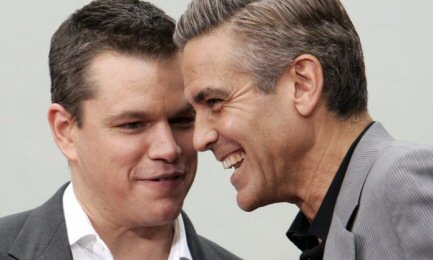 matt-damon-con-george-clooney-fotos