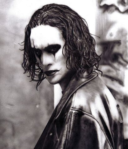 brandon-lee-el-cuervo-fotos