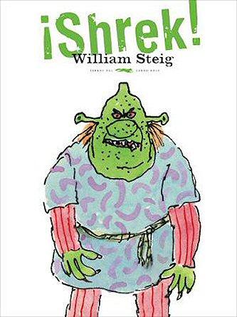 william-steig-shrek-libros