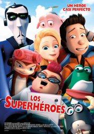 los-superheroes-animacion-cartel