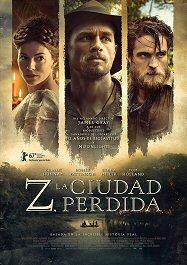 z-la-ciudad-perdida-cartel-peliculas