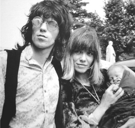 anita-pallenberg-con-keith-richards