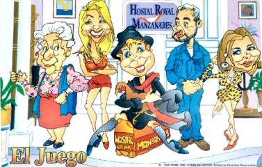 hostal-royal-manzanares-juego-mesa