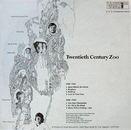 twentieth-century-zoo-banda-foto