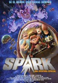 spark-una-aventura-espacial-cartel