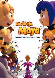 abeja-maya-juegos-miel-cartel-espanol