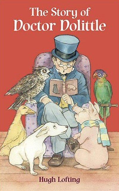 doctor-dolittle-libro-hugh-lofting