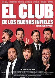 cartel de el club de los buenos infieles