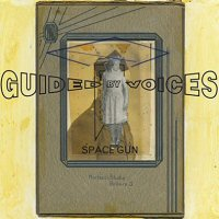 cover guided by voices album space gun