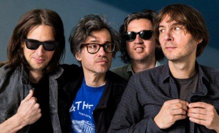 foto del grupo rock francés Phoenix