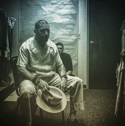 tom hardy como al capone en prisión
