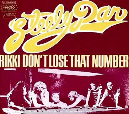 steely-dan-rikki-dont-lose-that-number-single