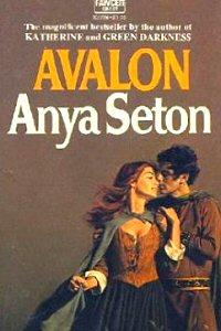 anya-seton-libros