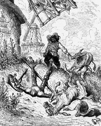 quijote-dore-ilustraciones