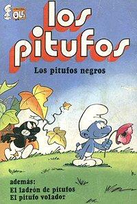 los-pitufos-tebeos-bruguera