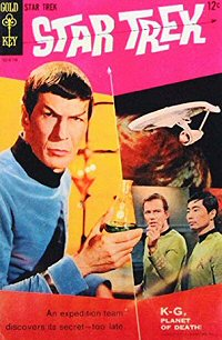 star-trek-comics-gold-key