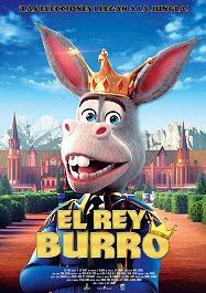 elreyburro-sinopsis-animación-cartel