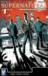 sobrenatural-serie-comic
