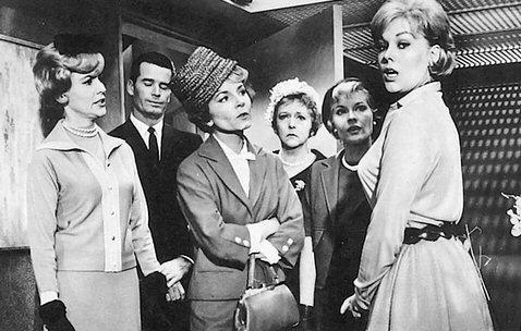 una-vez-semana-kim-novak-comedia-60s-review