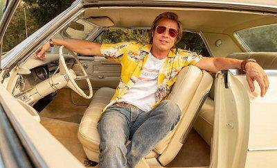 brad-pitt-erase-una-vez-hollywood-coche