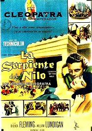 serpiente-nilo-cartel-critica-cleopatra