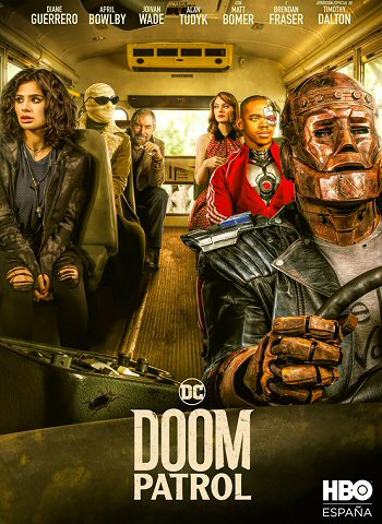 doom-patrol-reparto-datos-poster