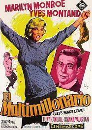 el-multimillonario-lets-make-love-poster