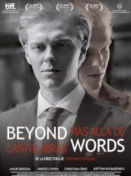 mas-alla-palabras-beyond-words-poster