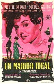 marido-ideal-clasica-paulette-goddard-poster