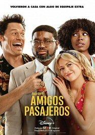 amigos-pasajeros-vacation-friends-poster-critica