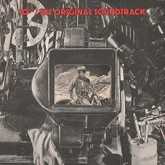 10 cc the original soundtrack album disco cover portada