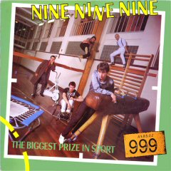 999 the biggest prize in sport album disco cover portada