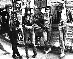 the adverts foto discos discografia
