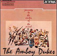 amboy dukes journey to the center of the mind album cover portada