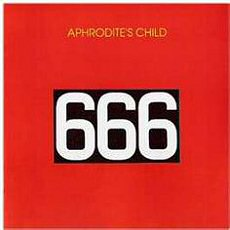 the aphrodites child 666 album disco cover portada