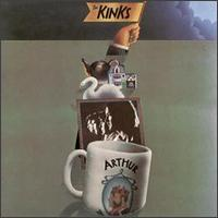 arthur the kinks album review critica cover portada disco