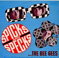 bee gees spicks and specks single images disco album fotos cover portada