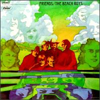 the beach boys friends cover portada disco review