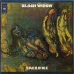 black widow sacrifice album cover portada