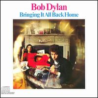bob dylan bringing it all back home cover portada critica review