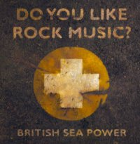 british sea power do you like rock music album cover portada disco