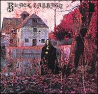 black sabbath 1970 album cover disco portada