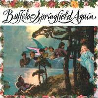 buffalo springfield again cover album review portada