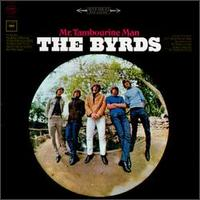 the byrds mr tambourine man album review disco cover portada