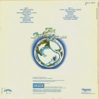 camel back cover disco album contraportada the snow goose